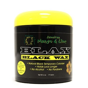 Jamaican Mango & Lime Blax Black Wax 6oz